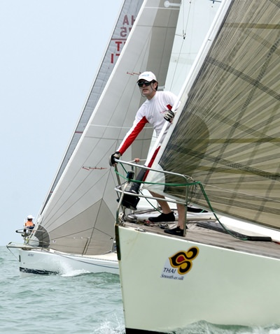 The TOG Regatta grows from strength to strength as it sails full speed into its second decade.