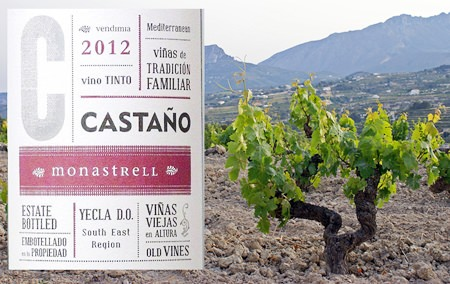 Old vines at Benissa, Spain (Randi Hausken)