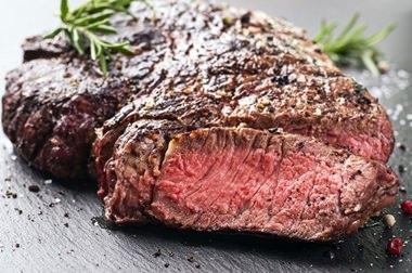 Premium Wagyu steaks at Havana Bar & Terrazzo.