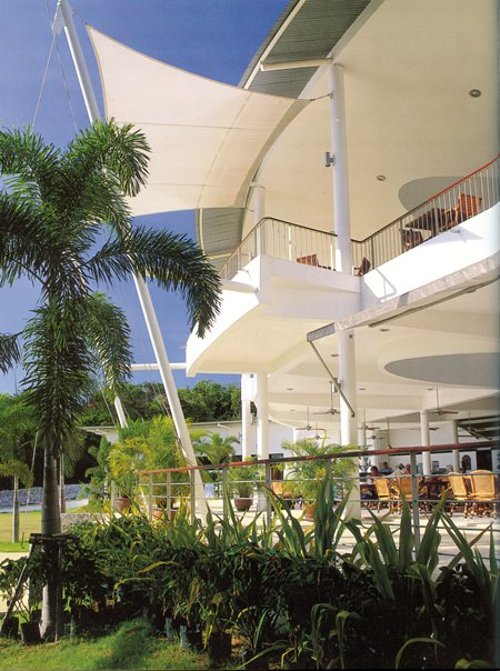 The Royal Varuna Yacht Club in Pattaya.