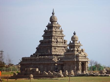 Shore Temple, Mahabalipuram.