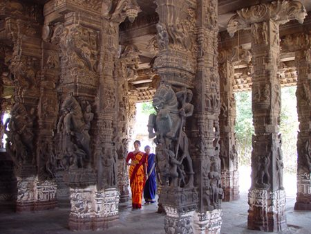 Kanchipuram Varadaraja Temple.