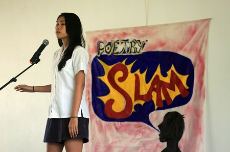 Pang, a year 10 student from St. Andrews Green Valley, was the overall winner of the Slam.
