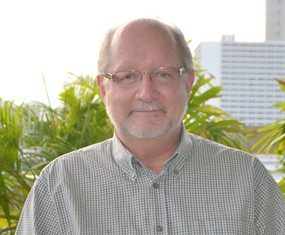 Sheldon Shaeffer, former director of UNSECO's Asia and Pacific Regional Bureau for Education.
