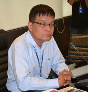 Suthee Thapnonghee, director of the Pattaya Environmental Office, says that Pattaya is facing a serious waste-disposal problem.