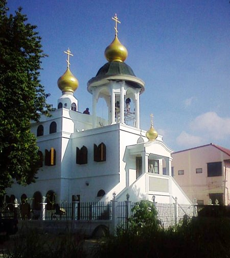 All Saints is one of 7 Orthodox churches serving the Russian Community in Pattaya.