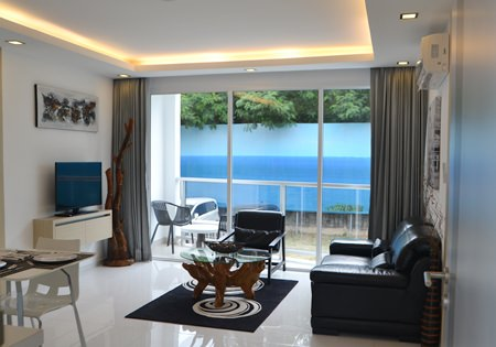 Unit sizes at The Cloud will range from 25-65 sq. meters with prices starting from 1.65 million baht fully furnished.