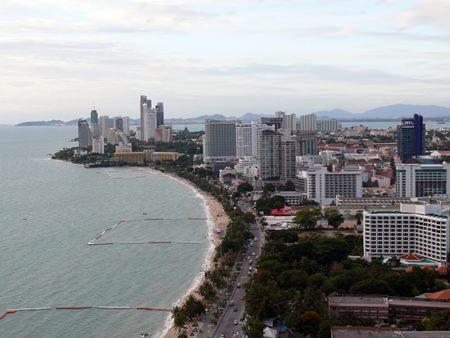 Horizon offers incredible views of Pattaya Bay.