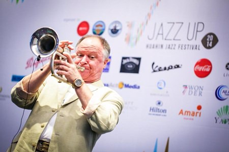 The Hua Hin Jazz Festival takes place Saturday, July 26, at the Queen's Park in Hua Hin.