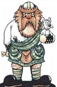 Tight Scotsman?