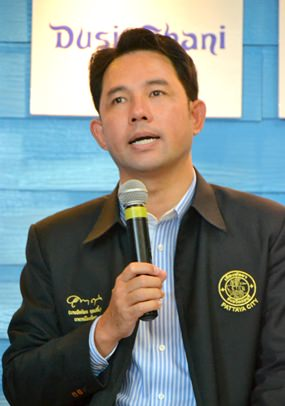 Mayor Itthiphol Kunplome says forming the NPA is an excellent idea.