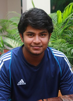 Rohit was awarded an impressive 39 points.