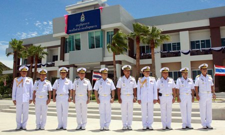 The Royal Thai Navy last week opened its ultra-modern submarine base and training center in Sattahip.