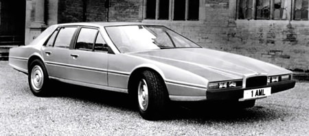 1976 Lagonda.