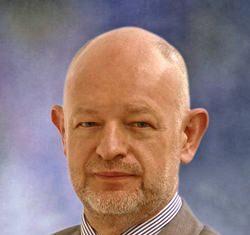 David Simister, Chairman of CBRE Thailand.