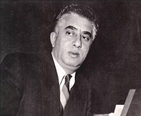 Aram Khachaturian.