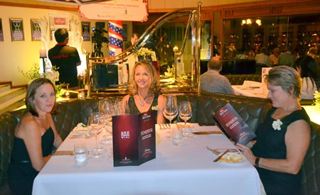 A veritable entourage of wine connoisseurs were treated to a memorable night with the Royal Cliff deVine Club.
