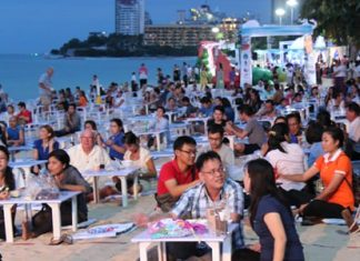 Pattaya's Amazing Seafood Festival 2014 enjoyed a good turnout at the end of last month.