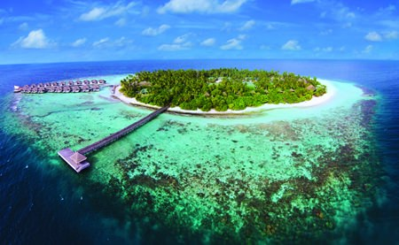Outrigger Konotta Maldives Resort to open in July 2015.