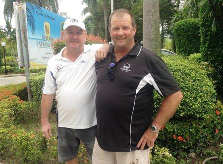 Andrew Allen & Graham Rice.