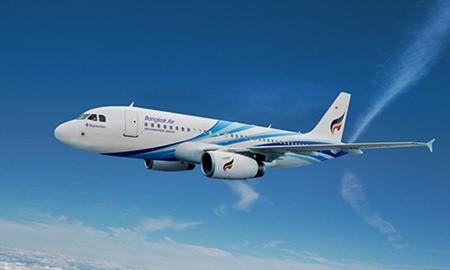 Bangkok Airways Airbus Sukhothai
