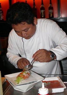 Chef Sumit