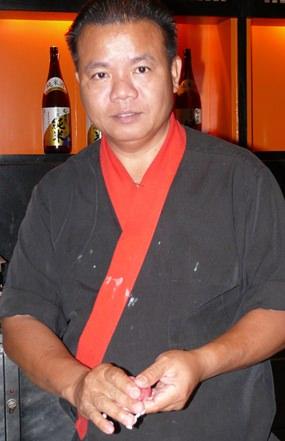Chef Teerapong
