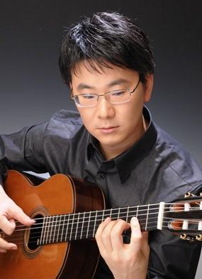 Japanese guitarist Masao Tanibe.