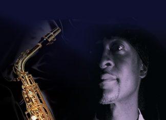 Jazz saxophonist Alvin Davis.