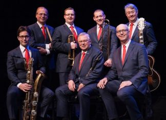 The world-famous Dutch Swing College Band. (Photo/Bas Meijer)