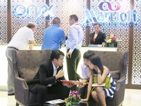 Over 62 exhibitors took part, including leading local developers, realtors and property media.