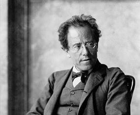 Gustav Mahler in 1907.
