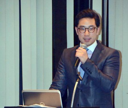 Max Sukkhasantikul, Business Development Manager of Etihad Airways.