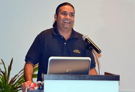 Vikrom Malhotra, GM of Massic Travel.