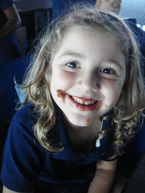 """Giulia's verdict - """"Delicious!"""""""