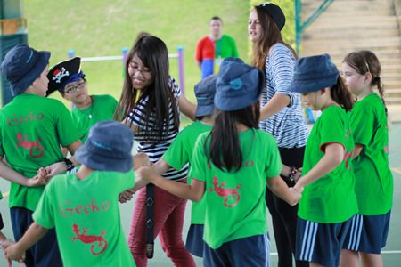 Pirates held several fun activities in Primary too.