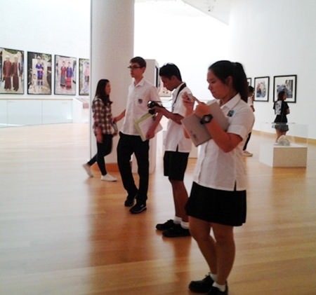 Students; visit to the Bangkok Arts and Culture Centre will have a significant impact on the students' understanding and appreciation of Thai art.