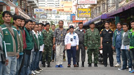 Officials from five agencies surveyed the entire region, finding 925 motorbike-taxi stands and 11,127 drivers.