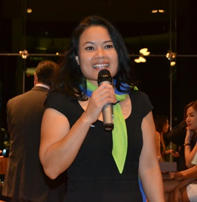 Ubonjitr Thamchop Min Hudson - Marketing Manager for The Riviera Group introduces the The Riviera Wongamat Beach as well as announces the launch of The Riviera Jomtien.