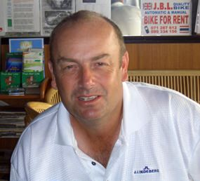 Alan Freeman made a successful return to Pattaya.