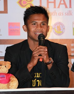 Buakaw Banchamek (Sombat Banchamek) will be aiming to become the first Thai fighter to ever win three K-1 championships.