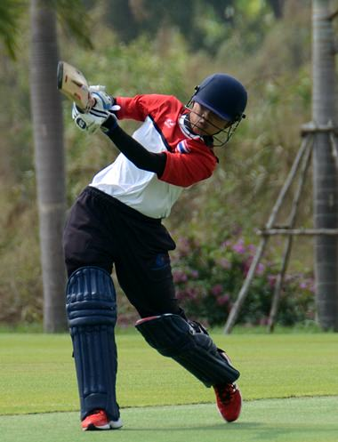 Stylish batsman Nattaya Boochatham has taken over as Captain of the Women's National Cricket Team.