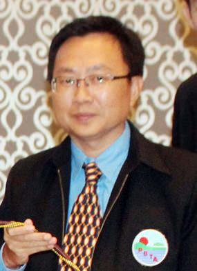 Sinchai Wattanasatsatorn President of Pattaya Business & Tourism Association (PBTA)