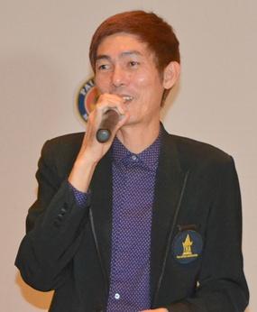 Sanpech Supabowornsthian President of Thai Hotel Association (THA)