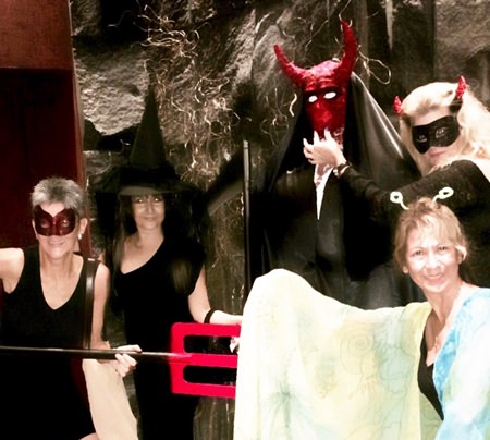 Witches and devils on the loose at Siam@Siam.