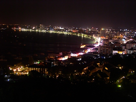 Pattaya is world-renowned for her exciting nightlife.