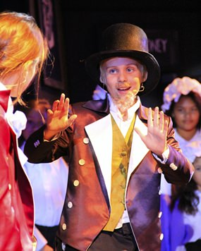 The story of Ebenezer Scrooge was delivered with great aplomb by the young cast at Regents International School Pattaya.