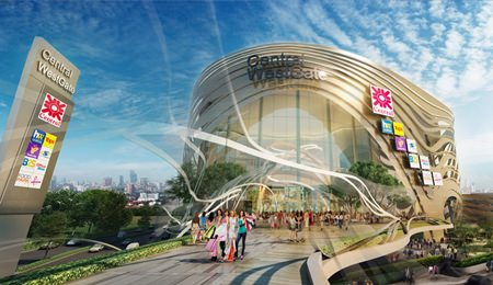 Central Westgate will be one of eight new retail shopping developments opened by CPN over the next 3 years.