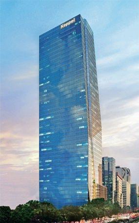 Keppel Land's International Financial Centre Tower 2 in Jakarta's business district took the Best Green Development award.