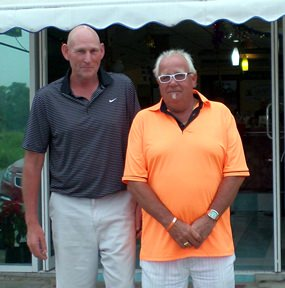 Lloyd Shuttleworth & Greig Ritchie.